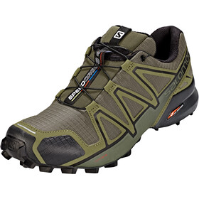 Salomon Speedcross 4 Chaussures Homme, grape leaf/burnt olive/black